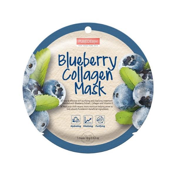Blueberry Collagen Mask