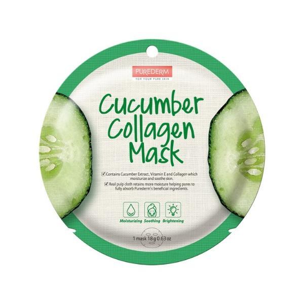Cucumber Collagen Mask