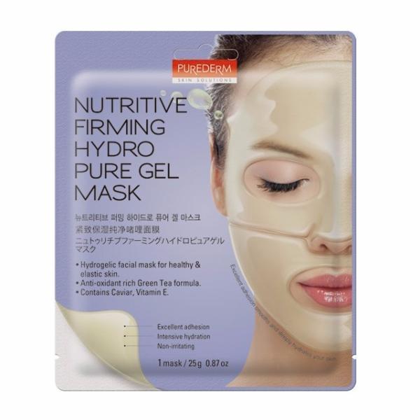 Mascara Hydrogel Nutritiva Y Reafirmante