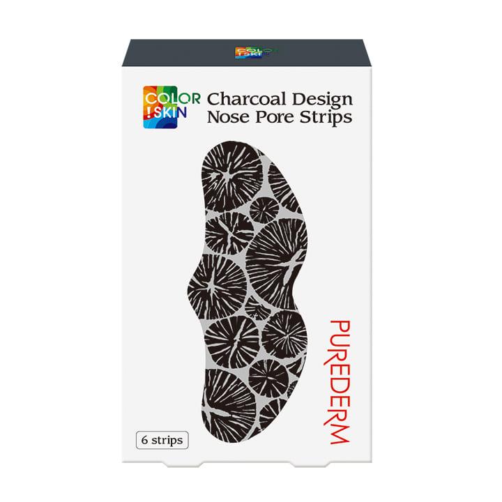 Charcoal Design Nose Pore strips