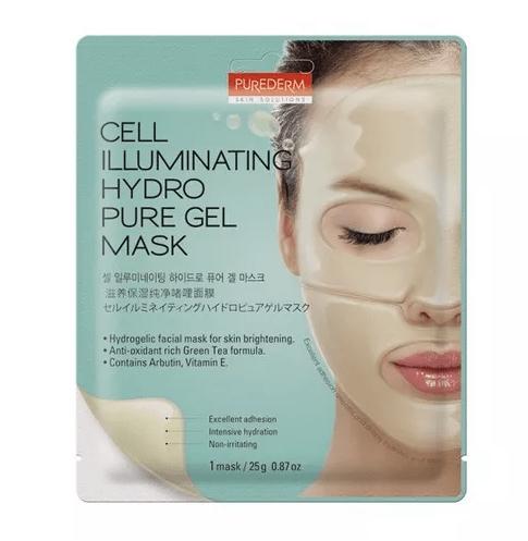 Máscara Hydrogel Iluminadora