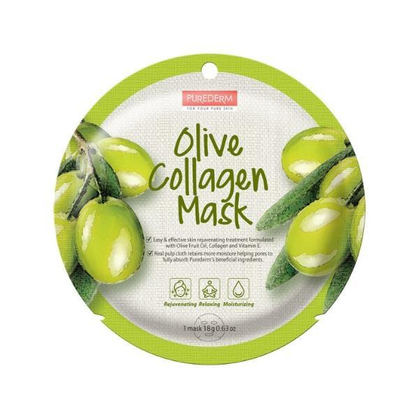 Olive Collagen Mask