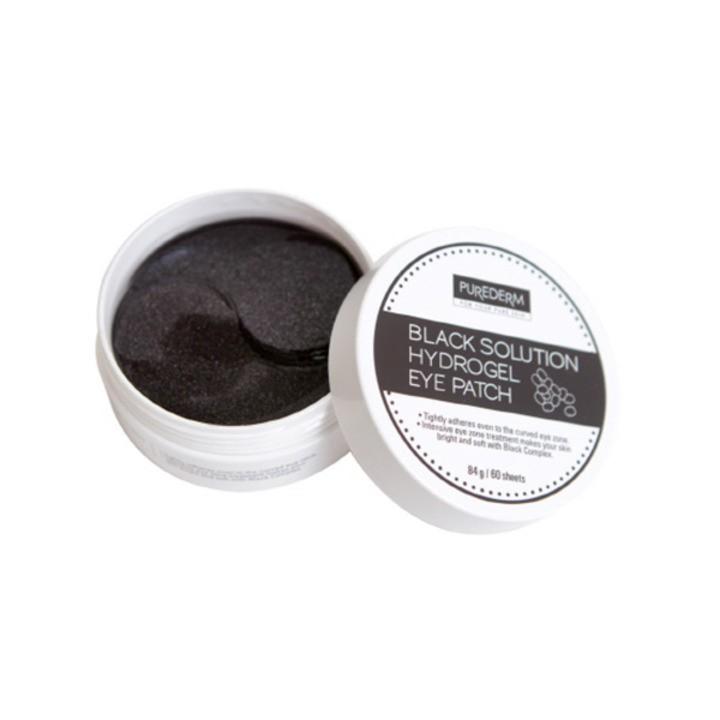 Black Solution Hydrogel Eye Patch