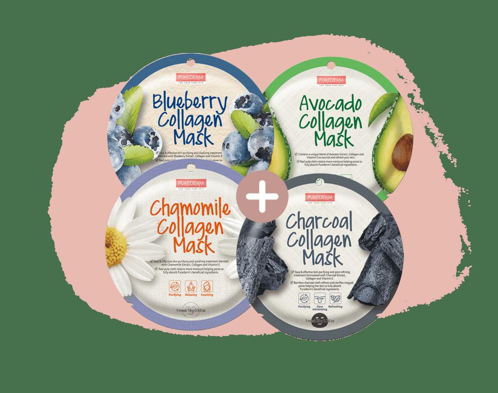 Combo Collagen Mask Addict
