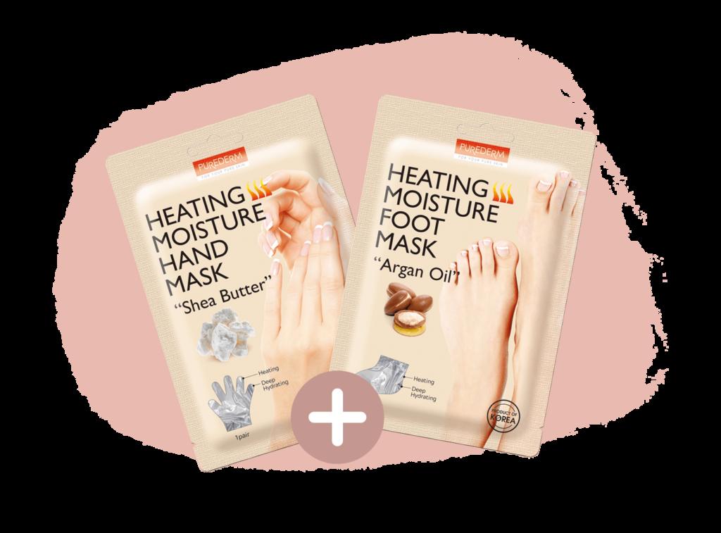 Combo Hand & Foot Heating Mask